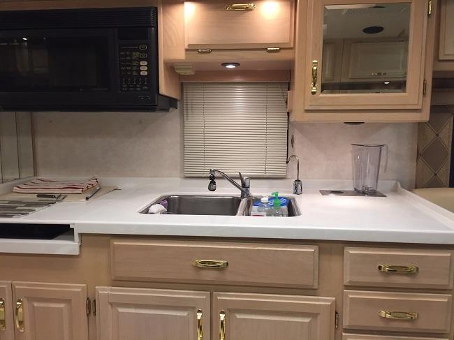 Home flextile transformed this kitchen ppazfo